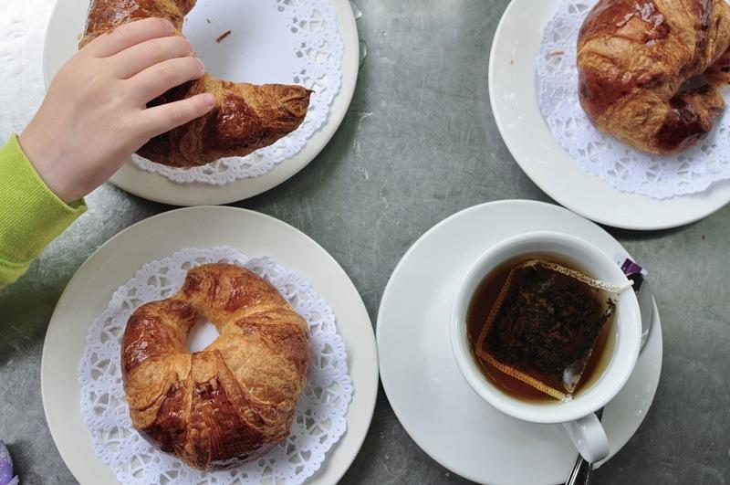 Adventure Monday Croissant